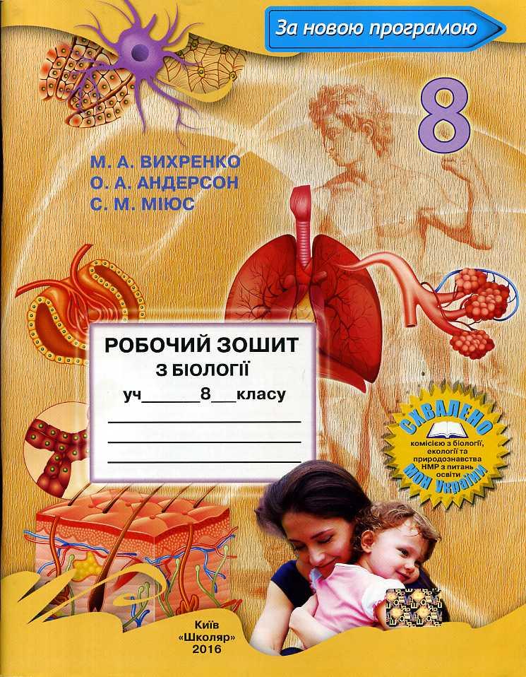 Вихренко Зошит Гдз